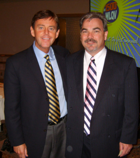 Paul with Alistair Begg